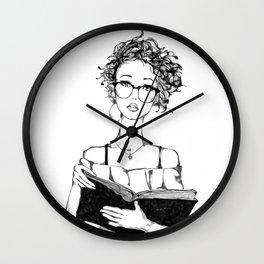 CsusGirl Wall Clock
