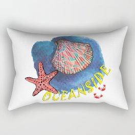 Oceanside Rectangular Pillow