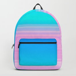 Unicorn Ombre Backpack