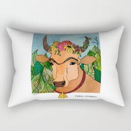 Frida Cowlo Rectangular Pillow