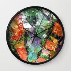 Tequileria Wall Clock