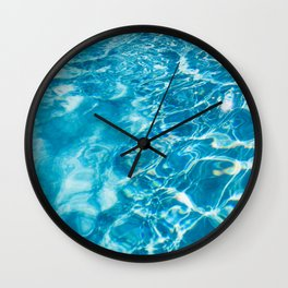 Hallucinations of Summertime Wall Clock
