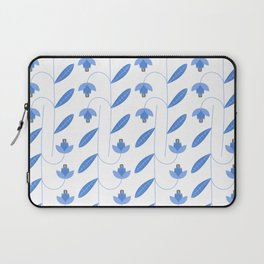 Spring Blues - Lilies Laptop Sleeve