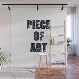 Piece of art. Wall Mural