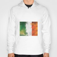 ireland Hoodies featuring Ireland by Fresh & Poppy