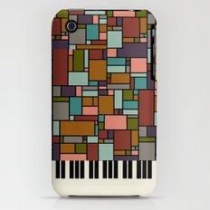 The Well-Tempered Clavier - Bach iPhone (3g, 3gs) Slim Case