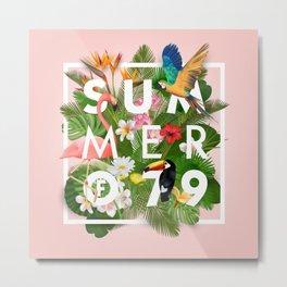SUMMER of 79 Metal Print