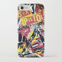 punk iPhone & iPod Cases featuring Punk by Frank van Meurs