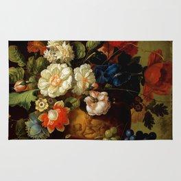 """Jan van Os """"Flowers"""" Rug"""