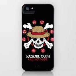 Mugiwara Kaizoku iPhone Case