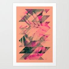 lyyf tryp Art Print