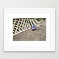 8bit Framed Art Prints featuring 8bit vision by JB Design | Photo