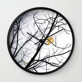 Clinging Wall Clock