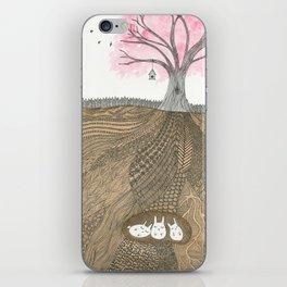 Bunny Burrow iPhone Skin