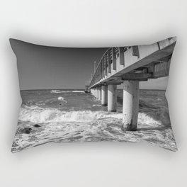 Sea Geometry Rectangular Pillow