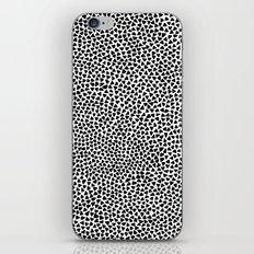 Black Triangles iPhone & iPod Skin