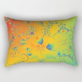 bright  Rectangular Pillow