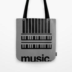 Organ Tote Bag