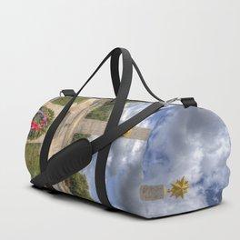 Russian War Memorial Budapest Duffle Bag