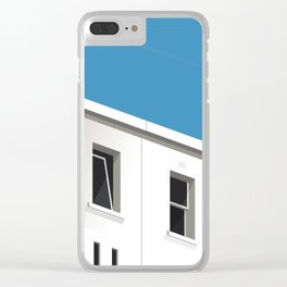SUMMER HOUSE 3 Clear iPhone Case