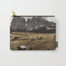 seiser alm landscape Carry-All Pouch