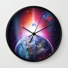 Is It Up? Is It Down? Wall Clock