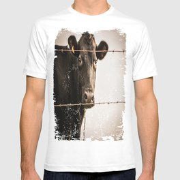 How Now, Brown Cow? T-shirt