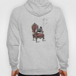 The Imperial Pug Hoody