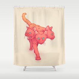CHARBERUS Shower Curtain