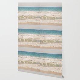 Beach Waves Wallpaper