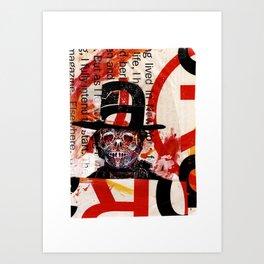 BELUTHAHATCHI Art Print