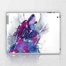 Galaxy Wolf Laptop & iPad Skin