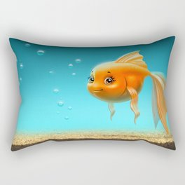 Aquarium fish Rectangular Pillow