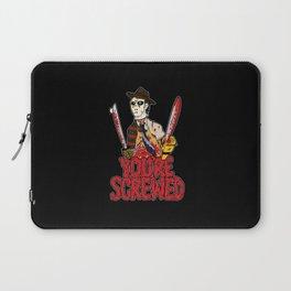 Slasher Mash (SFW) Laptop Sleeve