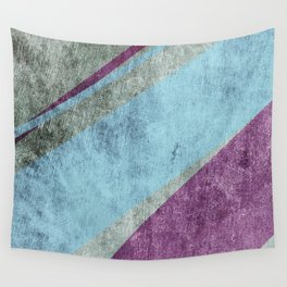 overlaps Wall Tapestry