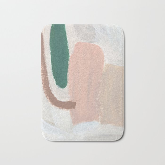 Persimmon Pie Bath Mat