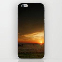 Texas Sunset iPhone Skin