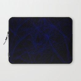 Blue Tangle Tango Laptop Sleeve