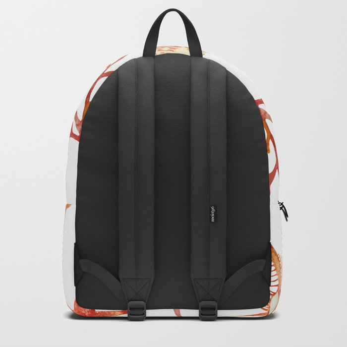 Sea Life Pattern 13 Backpack