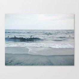 Rockaway Beach, NYC Canvas Print