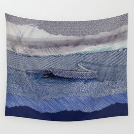Lost at Sea Wall Tapestry