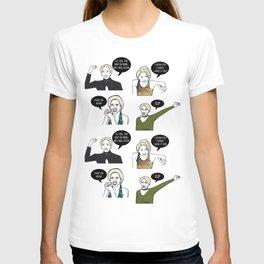 A Medley Print T-shirt