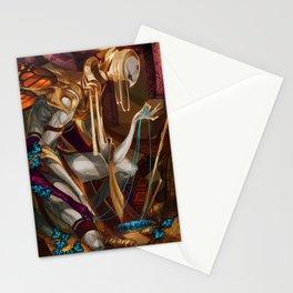 Weaver's Oddity Stationery Cards