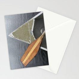 USA - MINNESOTA - Canoe ride Stationery Cards