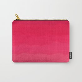 Perfectly Pink Ombre Carry-All Pouch