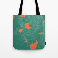 When life gives you oranges... Tote Bag