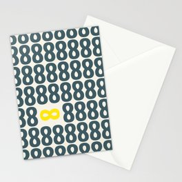 All finite - You infinite Stationery Cards
