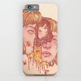 Jaune iPhone Case