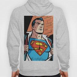 Classic Superman Hoody
