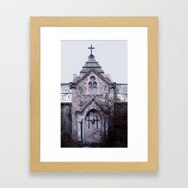 The Italian Vault Framed Art Print